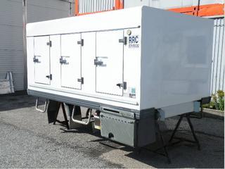 Cold Car ATP/FRC 03.2020 mit Montage Fester Hilfsrahmen Eiskühlaufbau 8330 EUR Mulfingen