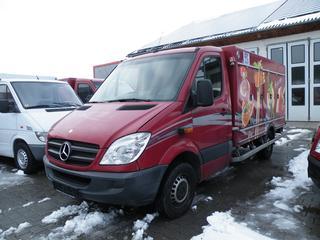 Mercedes-Benz Sprinter 310 CDI CARLSEN Ice -33°C 5+5 ATP 2/23 4x2 Eiskühlaufbau 13447 EUR Mulfingen