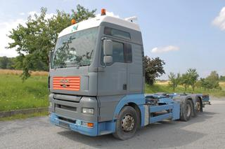 MAN TGA 26.430 2LL EURO4 BDF-FAHRGESTELL 11662 EUR AIS GmbH